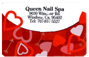 Gift Card from Queen Nail Spa